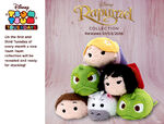 Tangled Tsum Tsum Tueday UK
