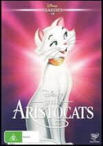 The Aristocats 2016 AUS DVD