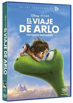 The Good Dinosaur DVD Spain