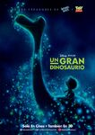 The Good Dinosaur Mexican Poster