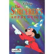 The Sorcerer's Apprentice (Ladybird 4)