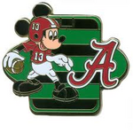 Alabama Crimson Tide Pin