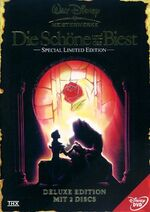 Beauty and the Beast 2002 Deluxe Germany DVD