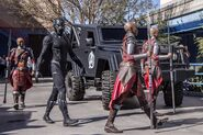 Black Panther and Dora Milaje DCA
