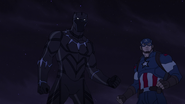 Cap and Panther Secret Wars 02