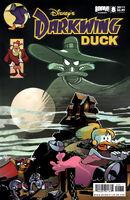 Darkwing Duck Issue 8B