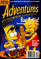 Disney Adventures February 1994 bart