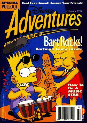 File:Disney Adventures February 1994 bart.jpg