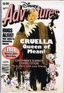 Disney Adventures Magazine Australia january 1997 cruella dalmatians
