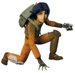 Ezra Bridger Render