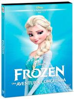 Frozen DVD Mexico