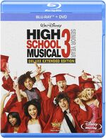 HSM3 Deluxe Extended Edition Blu-Ray Combo