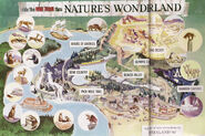 Imagineering-Disney Natures-Wonderland map-2