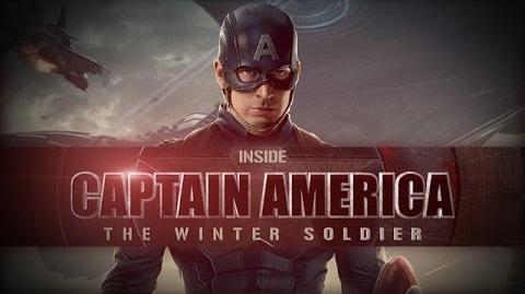 Inside Captain America The Winter Soldier (2014) - Featurette - Chris Evans, Scarlett Johansson