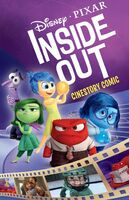 Inside Out Cinestory novel