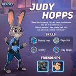 Judy Hopps DHBM Promo