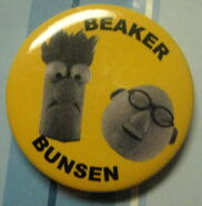Loungefly muppet pins set 2 b