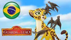 """Luiza Prochet canta como Fuli a música """"Meu Jeito é Assim"""" de (A Guarda do Leão) - BR"""
