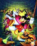 MickeyMania Art Cover