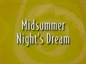 Mmw midsummer
