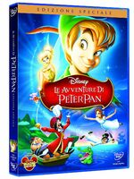 Peter Pan 2010 Italy DVD