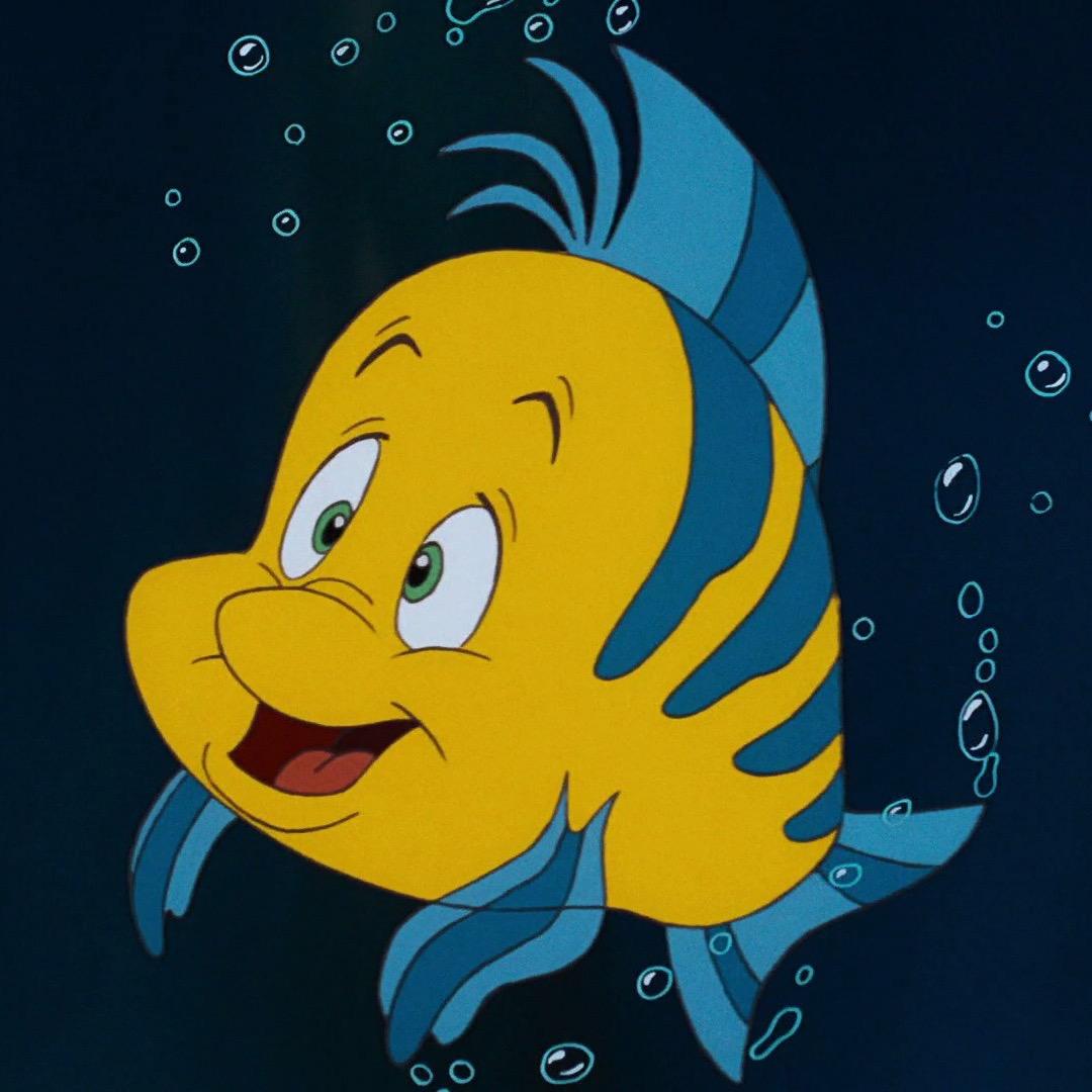 Ariel And Mowgli Porn flounder   disney wiki   fandom