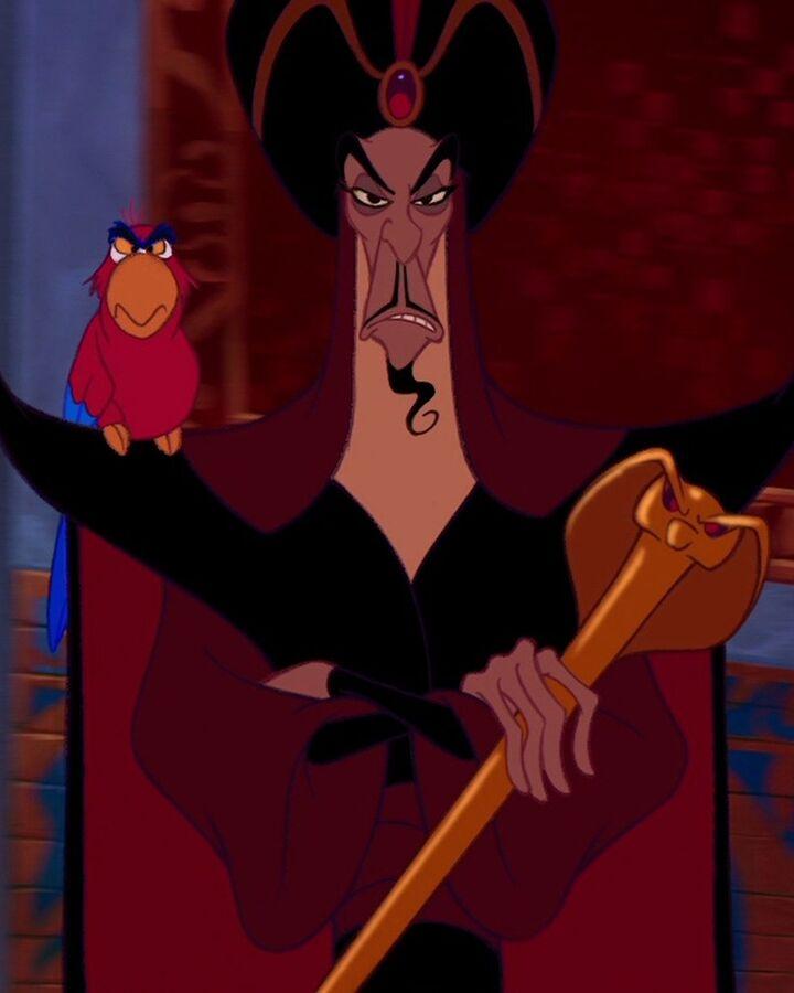 Jafar Disney Wiki Fandom
