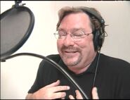 Stephen Root behind the scenes FN