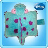 Sulley pillow pet