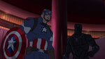 Cap and Panther Secret Wars 08