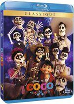 Coco Blu-ray France