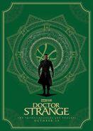 Doctor Strange - Green Poster