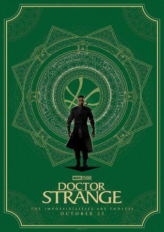 File:Doctor Strange - Green Poster.jpg