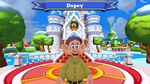Dopey Disney Magic Kingdoms Welcome Screen