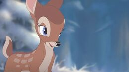 Feline in Bambi 2