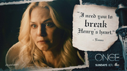 Once Upon a Time - 5x05 - Dreamcatcher - Break Henry's heart