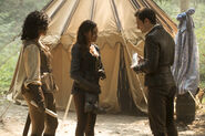 Once Upon a Time - 7x03 - The Garden of Forking Paths - Photography - Tiana, Cinderella and Henry