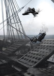 Pirates of the Caribbean Dead Men Tell No Tales - Concept Art 2