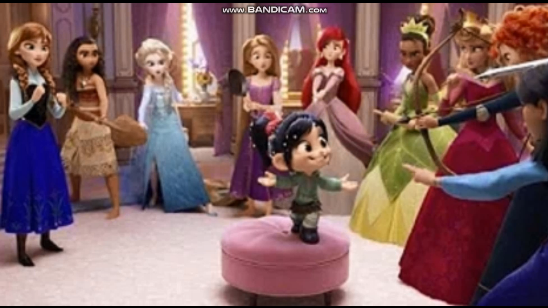 PrincessesVanellope