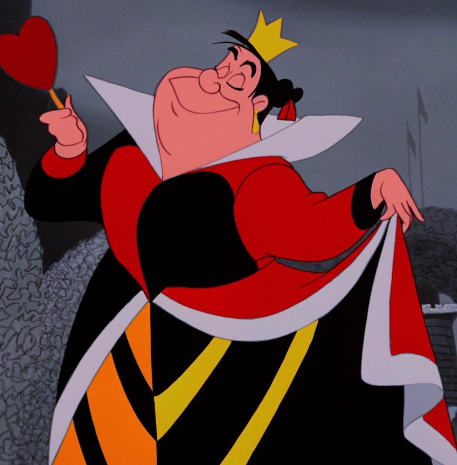 Queen Of Hearts Disney Wiki Fandom Powered By Wikia