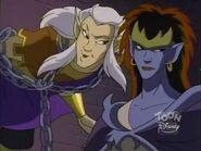 Puck and Demona