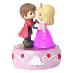 Sleeping Beauty Light-Up Musical Figure by Precious Moments