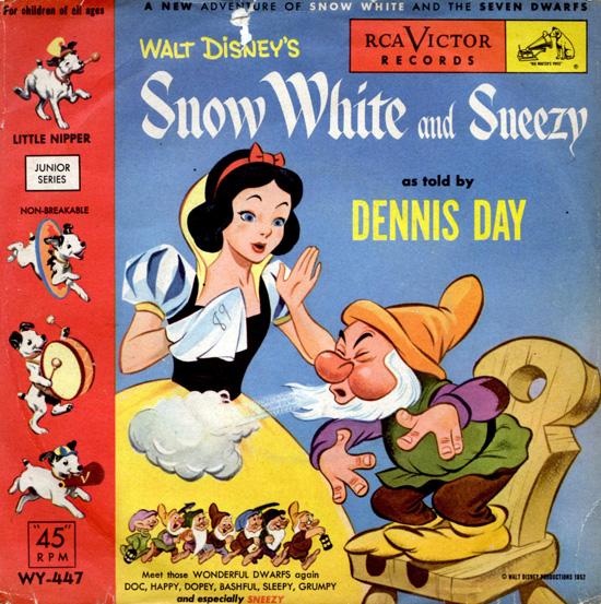 Walt Disney S Snow White And Sneezy Disney Wiki Fandom