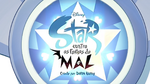 Star vs. the Forces of Evil Portuguese Heading