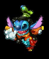 Stitch!Now - Stitch as Goofy