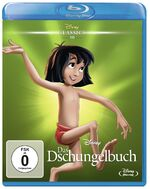 The Jungle Book 2017 Germany Blu-Ray