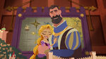 The Quest for Varian - Rapunzel and King Frederic