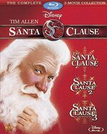 The Santa Clause 3-Movie Collection Blu-ray