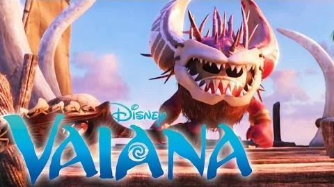 VAIANA - Filmclip Triff die Kakamora Disney HD