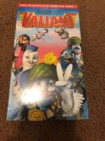 Valiant VHS